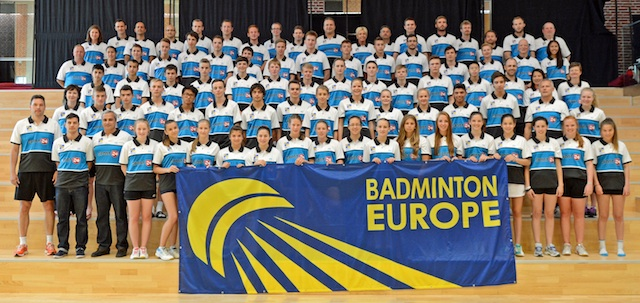 BEC - Development - 2013 Vejen (Denmark) Badmintoneurope