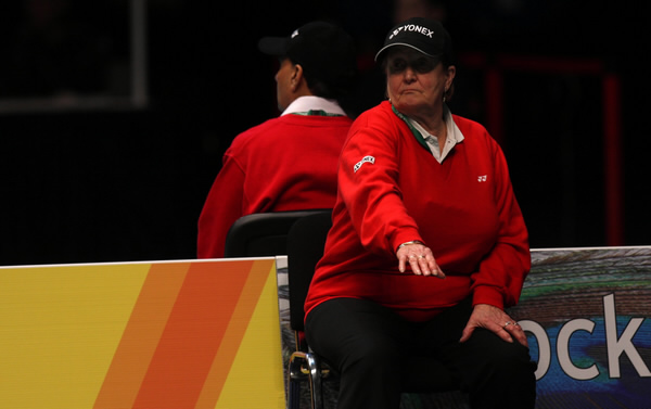 roles of the officials in badminton Commission roles & structure  home/referee information/ responsibilities of tournament officials  official magazine of the wsf.